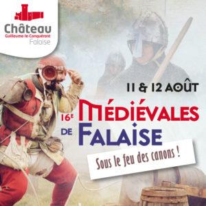 e2dbc143bb228a 11 et 12 août   les 16e Médiévales de Falaise