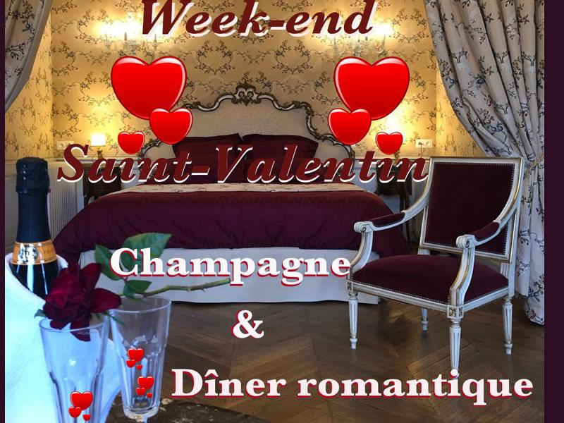 Un Week End De La St Valentin Dans Un Hôtel Particulier Pays De